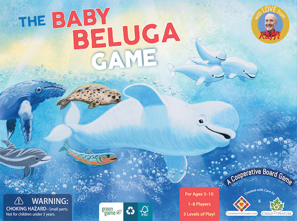 The Baby Beluga Game - Raffi