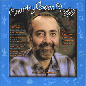 Country Goes Raffi (album cover)