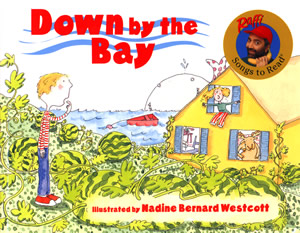 Down by the Bay (book cover)