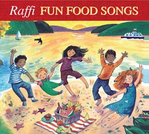 Fun Food Songs (album cover)