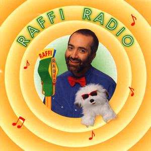 Raffi Radio (album cover)