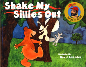 Shake My Sillies Out (book cover)