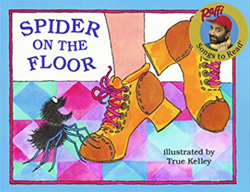 Spider on the Floor (book cover)