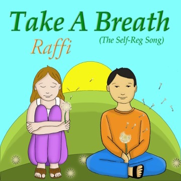 Take A Breath - Raffi - Album cover