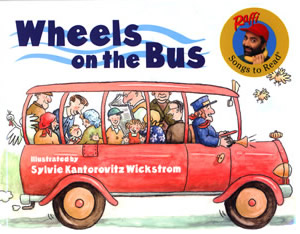Wheels on the Bus (book cover)